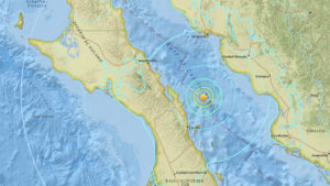 baja california earthquake