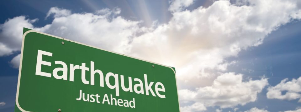 earthquake early warning system