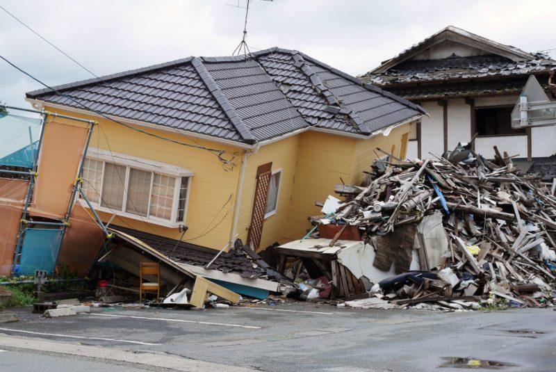 earthquake retrofit