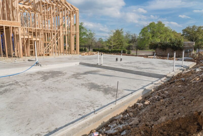 slab foundations