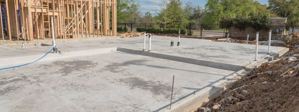 slab foundations